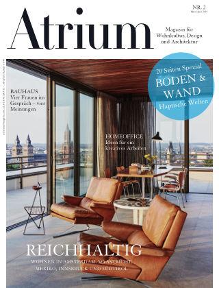 Atrium 2-2019