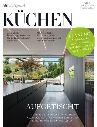 Atrium Spezial: Küchen 1-2017