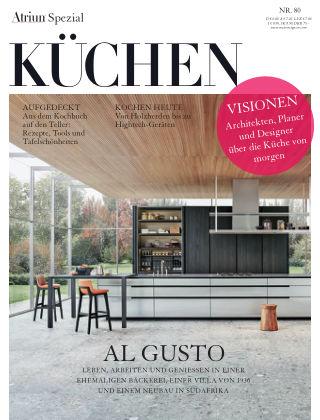 Atrium Spezial: Küchen 1-2018