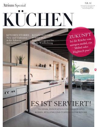 Atrium Spezial: Küchen 1-2019