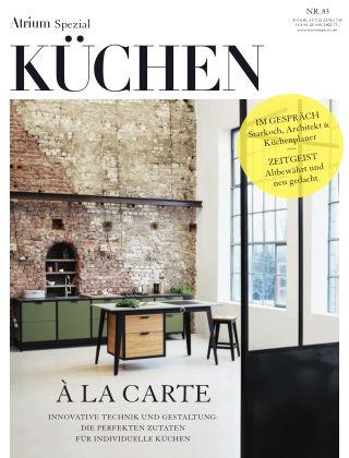 Atrium Spezial: Küchen 1-2020