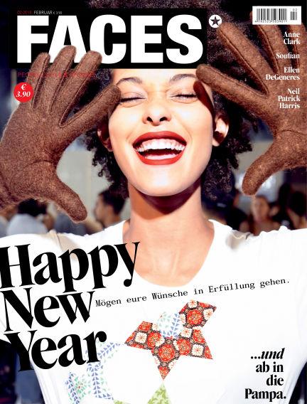 FACES (DE) December 13, 2017 00:00