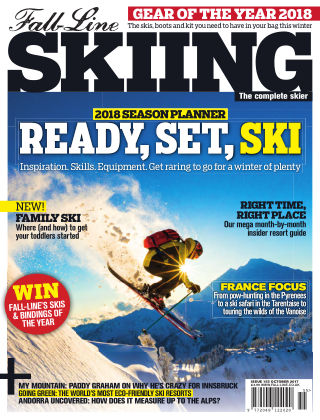 Fall-Line Skiing 155
