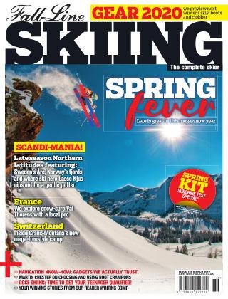 Fall-Line Skiing 168