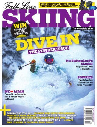 Fall-Line Skiing 171