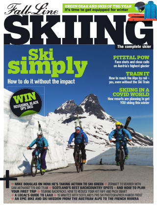 Fall-Line Skiing 175