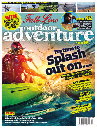 Outdoor Adventure Guide 153