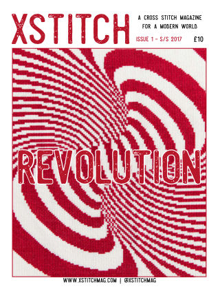 XStitch Magazine Issue 1