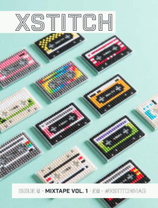XStitch Magazine Issue 6