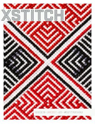 XStitch Magazine ISSUE 9