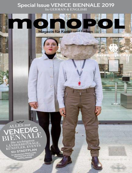 Monopol April 18, 2019 00:00