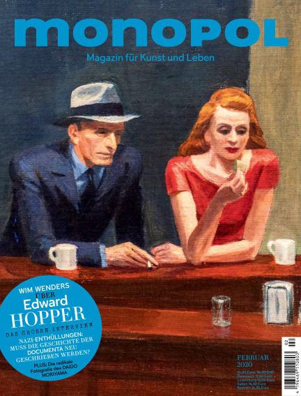 Monopol January 30, 2020 00:00