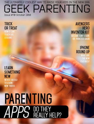 Geek Parenting October2018