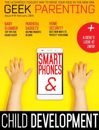 Geek Parenting February2019