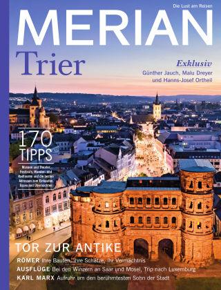 MERIAN - Die Lust am Reisen Trier 03/2019