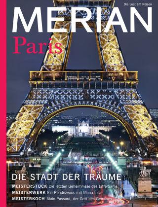 MERIAN - Die Lust am Reisen Paris 05/2019