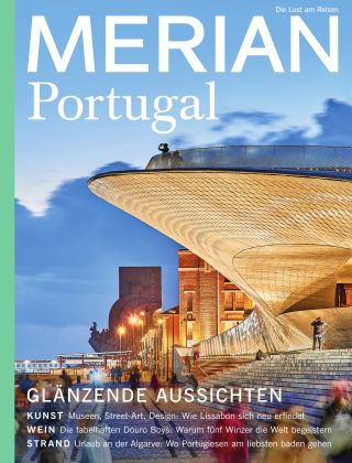 MERIAN - Die Lust am Reisen Portugal 06/2019