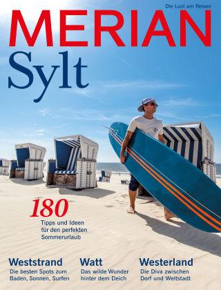 MERIAN - Die Lust am Reisen Sylt 07/2015