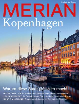 MERIAN - Die Lust am Reisen Kopenhagen 05/2018