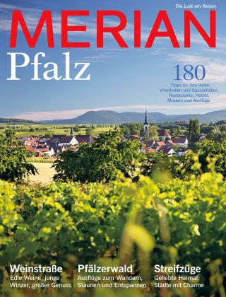 MERIAN - Die Lust am Reisen Pfalz 04/2017