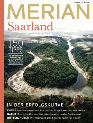 MERIAN - Die Lust am Reisen Saarland 01/2019