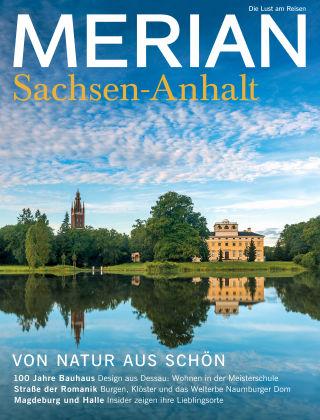MERIAN - Die Lust am Reisen Sachsen-Anh. 09/2018
