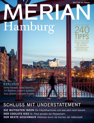 MERIAN - Die Lust am Reisen Hamburg 07/2019