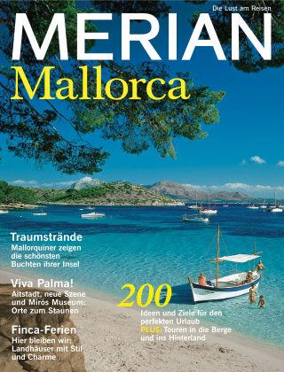 MERIAN - Die Lust am Reisen Mallorca 06/2015