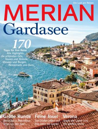 MERIAN - Die Lust am Reisen Gardasee 06/2016