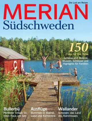 MERIAN - Die Lust am Reisen Südschweden 07/2016