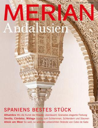 MERIAN - Die Lust am Reisen Andalusien 09/2018