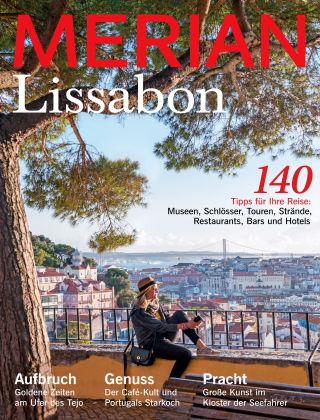 MERIAN - Die Lust am Reisen Lissabon 10/2016