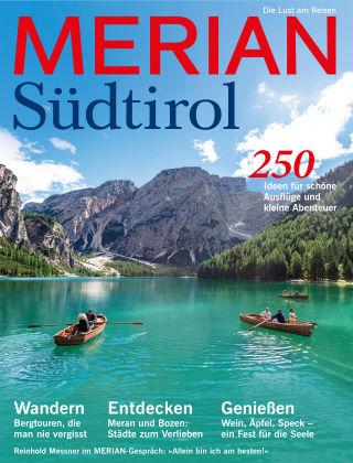 MERIAN - Die Lust am Reisen Südtirol 04/2015