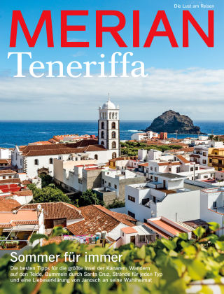 MERIAN - Die Lust am Reisen Teneriffa 12/2017