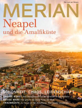 MERIAN - Die Lust am Reisen Neapel-Amalfi 09/19