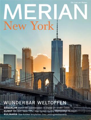 MERIAN - Die Lust am Reisen New York 11/18