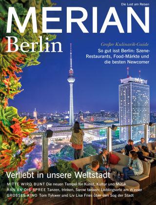 MERIAN - Die Lust am Reisen Berlin 07/18