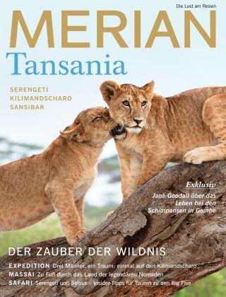 MERIAN - Die Lust am Reisen Tansania 10/19