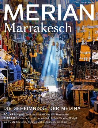MERIAN - Die Lust am Reisen Marrakesch 12/19