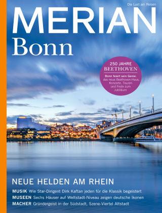 MERIAN - Die Lust am Reisen Bonn 01/2020