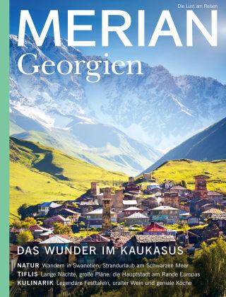 MERIAN - Die Lust am Reisen Georgien 2/20