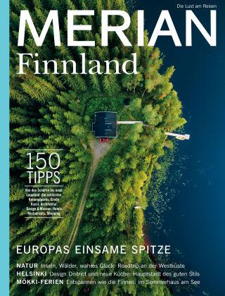 MERIAN - Die Lust am Reisen Finnland 03/20