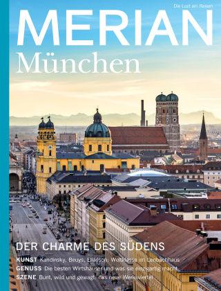 MERIAN - Die Lust am Reisen München 04/20