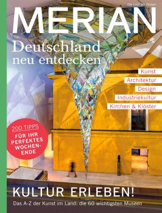 MERIAN - Die Lust am Reisen Deutschland - Kultur