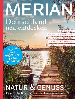 MERIAN - Die Lust am Reisen Deutschland - Natur