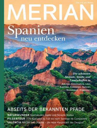 MERIAN - Die Lust am Reisen Spanien 09/20