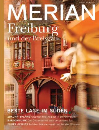 MERIAN - Die Lust am Reisen Freiburg im Breisgau