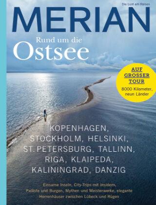 MERIAN - Die Lust am Reisen Ostsee 01/21
