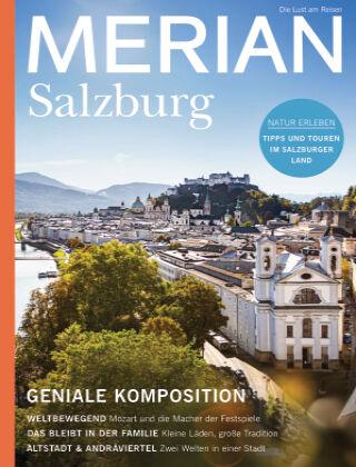 MERIAN - Die Lust am Reisen Salzburg 02/21