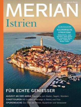 MERIAN - Die Lust am Reisen Istrien 3/21